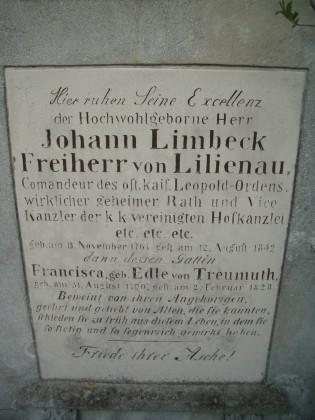 Johann Limbeck Freiherr von Lilienau