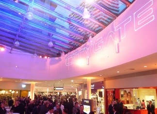 Citygate Shopping Eröffnung 25. Februar 2015
