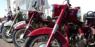 Motorradmuseum Ehn - Free Ride Days 2015