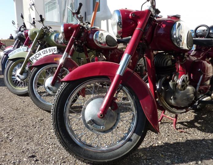 Motorradmuseum Ehn - Free Ride Days 2015
