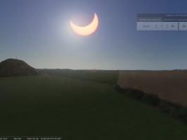 Partielle Sonnenfinsternis 20.03.2015