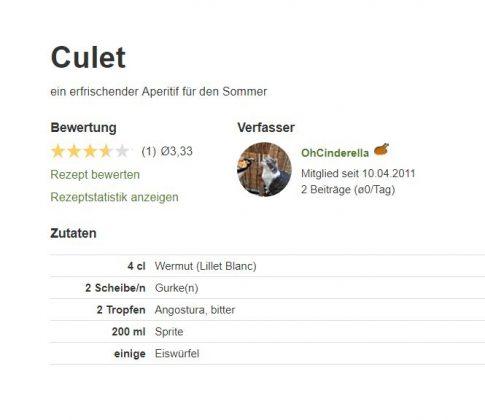 Culet-Sommeraperitif Quelle:Chefkoch.de-OhCinderella